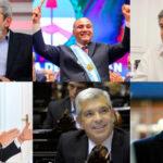El Presidente anunció algunos de sus nuevos ministros: Juan Manzur, jefe de Gabinete, y Aníbal Fernández, en Seguridad
