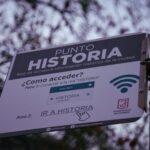 Punto Historia. Un sitio para acceder a la historia de Eldorado